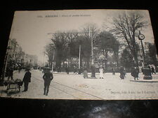 Old printed postcard amiens France c1900s