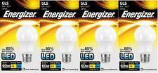 4X ENERGIZER Ampoule LED GLS ES E27 9.2W = 60W Blanc chaud