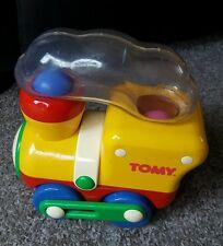 Vintage/Coleccionable 1990 TOMY Tren Push/Pull junto Bola Popper-Discontinuado