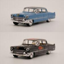 Greenlight 1:64 1955 Cadillac Fleetwood Series 60 Diecast car model alloy toy ca