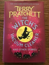 The Witch's Vacuum Cleaner and Other Stories by Terry Pratchett