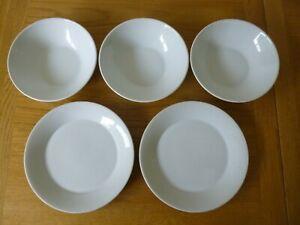 Marks & Spencer Andante Rim Plates & Bowls - M&S