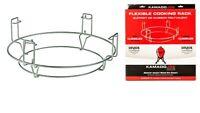 Kamado Joe Grill Frame Stainless Steel 6.25 In. H X 24.25 In. W X 23.25 In. L