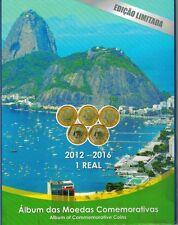 Brazilian Commemorative Coins - R$ 1- 2012/2016