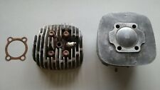 OEM 1974 Yamaha DT175 Cylinder, Piston, & Head Assembly 443-11311-01-00