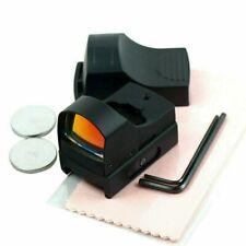 Mini Holographic Reflex Micro 3 MOA Red Dot Sight w/ Picatinny Weaver Mount