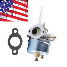 New Carburetor & Mounting Gasket for Tecumseh 632371A H70 HSK70 7HP Ariens Toro