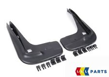 BMW NEW GENUINE 7 SERIES E38 FRONT MUD FLAPS SPLASH GUARDS LEFT RIGHT 9404697