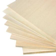 11.8'' Bassholz Board Sperrholz Luftfahrt Model Layer Planke DIY Material Bastel