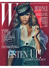 W Magazine,BEYONCE,NICOLA FORMICHETTl,Florence Welch,Falchi,Esperanza Spalding