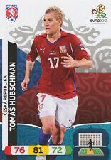 TOMAS HUBSCHMAN # REP.CZECH CARD PANINI ADRENALYN EURO 2012