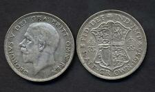 GREAT BRITAIN 1/2 Crown 1936 AG George V