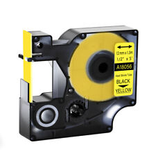 For Dymo Rhino 42005200 Heat Shrink Tube 18056 Industry Label Tape 12 X 5