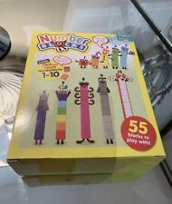 CBeebies Numberblocks 1-10 Set Number Blocks , International Postage Fast Delive