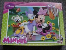 Minnie mouse 50 piece jigsaw for aged 3 plus