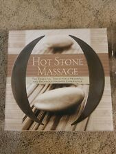 Sterling Innovations Hot Stone Massage 14 Flat Stones