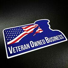 Veteran Owned Business - Sticker
