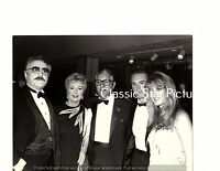 S357 Shirley Jones Marty Ingels Danny Thomas Shaun Cassidy 1987 7 x 9  photo