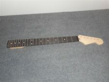 NEW - Replacement Maple Neck For Fender Strat, Ebony Fingerboard, #SE