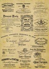 Decoupage-Serviettentechnik-Softpapier-Vintage-Nostalgie-Retro-12043