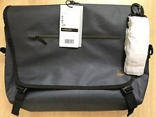 Knomo Thames Rupert Messenger Bag for Laptops 14 Inches Blue