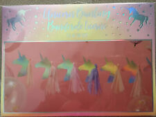 New In Package - Unicorn Bunting Banner - Pier 1