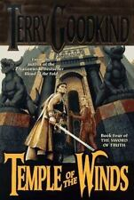 Temple of the Winds (Sword of Truth, Book 4), Terry Goodkind, Good Condition, Bo