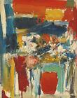 Joan Mitchell Untitled #2 Canvas Print 16 x 20 # 5701