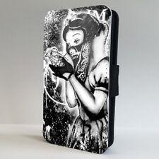 Snow White Banksy Street Art FLIP PHONE CASE COVER for IPHONE SAMSUNG