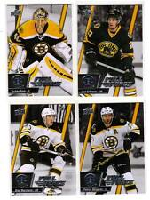 15/16 UD Full Force Boston Bruins Team Set - Eriksson Rask Marchand Bergeron