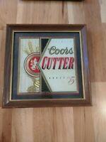"""COORS HUGE 51 1//2/"""" BOTTLE BEER BAR ADVERTISING SIGN CORRUGATED PLASTIC"""