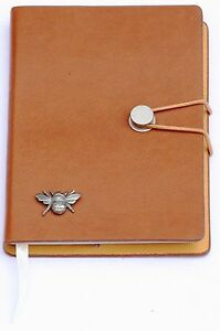 Bee Bumble Notebook Notepad Wildlife Spotter Jotter Recorder Gift A6 027