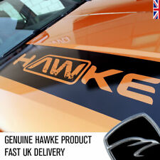 HAWKE Graphics Pack Matt Black fits FORD RANGER Sticker Decals
