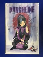 PUNCHLINE 1st SPECIAL 1 2020 PEACH MOMOKO EXCLUSIVE VARIANT NM+ 9.6 DC COMICS