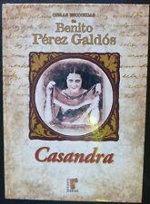 Libro Casandra,Benito Perez Galdos,2001,Rueda Ediciones