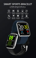 Smart Wristband Heart Rate Monitor Water-resistant Smart Bracelet