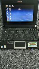 "ASUS Eee PC 1000HE 10"". Negro. 160GB, Intel Atom, 1.6GHz, 1GB. Notebook/Laptop"