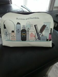 Bumble and bumble Toiletry Cosmetics Bag New