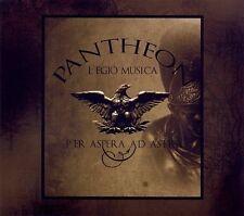 PANTHEON legio musica tramite ASPERA AD ASTRA CD DIGIPACK 2008