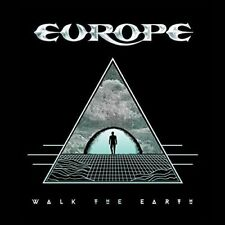 EUROPE Walk The Earth CD (2 Disc Special Edition Abbey Road DVD) NEW SEALED 2017