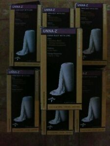 UNNA-Z Boot With Zinc