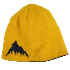 New without Tags Burton Billboard Heritage Reversible Knitted Beanie One Size