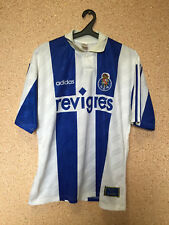 RARE FC PORTO PORTUGAL 1995/1996/1997 HOME FOOTBALL SHIRT JERSEY MAGLIA ADIDAS
