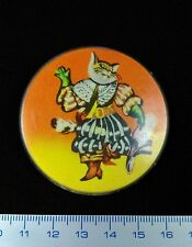 "USSR PIN VINTAGE.Russian Badge. ""Puss'n Boots"".Le Chat Botté. RARE design !"