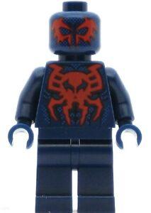 LEGO Super Heroes Minifigure Spider-Man 2099 (Genuine)