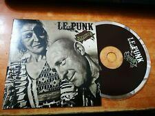 LE PUNK Matame CD ALBUM PROMOCIONAL DE CARTON AÑO 2008 CONTIENE 13 TEMAS + VIDEO