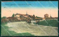 Padova Ponte di Brenta Ippodromo cartolina QT1732