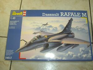 REVELL  DASSAULT RAFALE M  REF 04517 1/48
