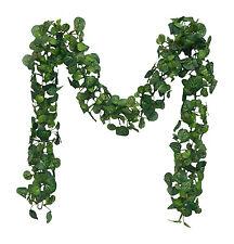 5.5ft Creeping Charlie Ivy Chain Garland Silk Wedding Flowers Arch Decor Chuppah