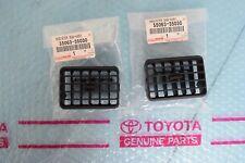 GENUINE TOYOTA 96-02 4RUNNER CENTER DASH VENT & BEARING 55063-35030 (set of 2)